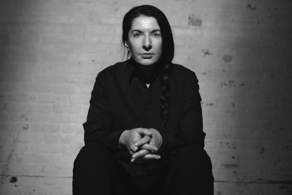 Popular Artists Marina Abramovic