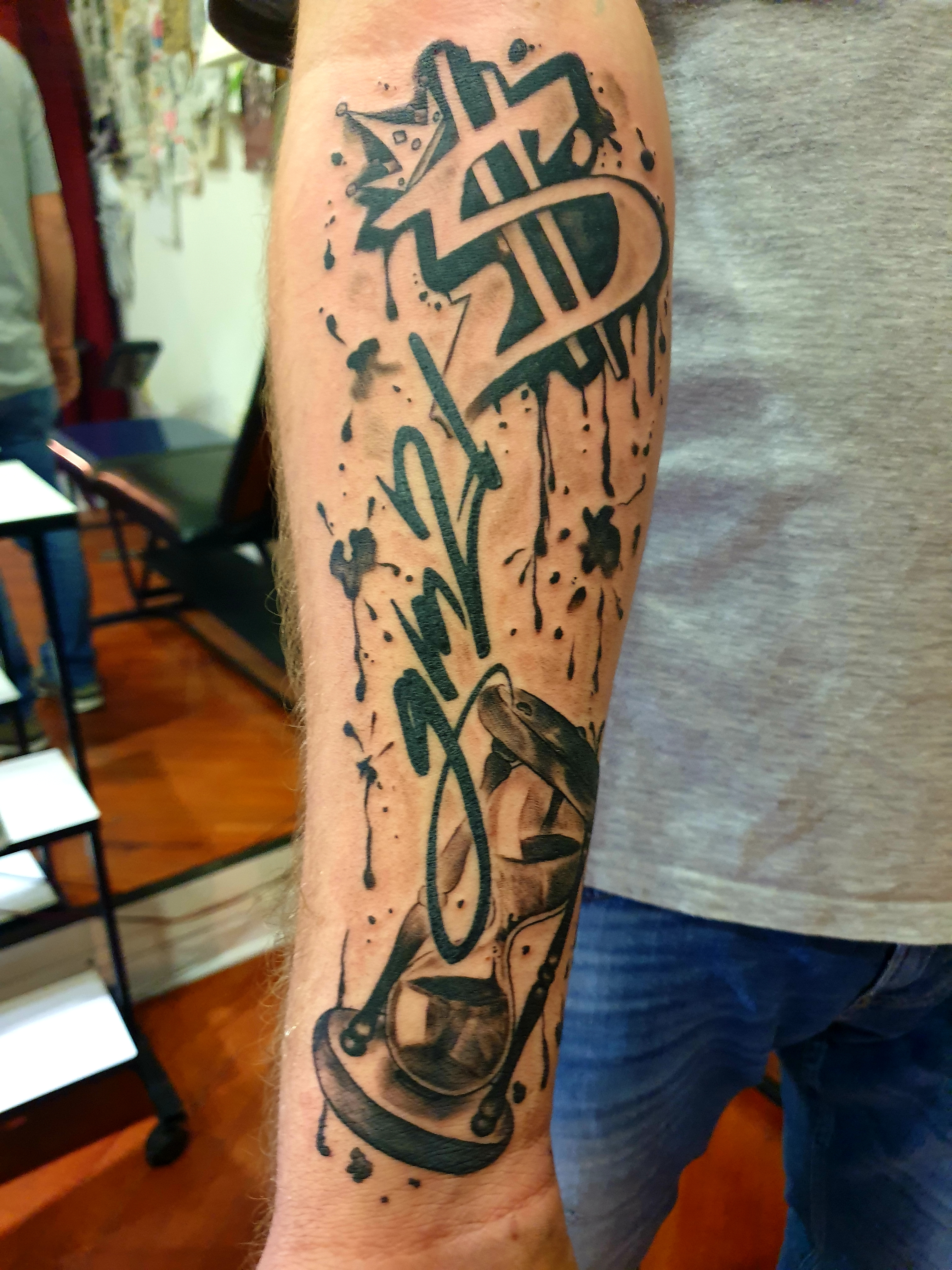 Golden Dragon tattoo studio
