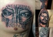 Dzoni koji tetovira