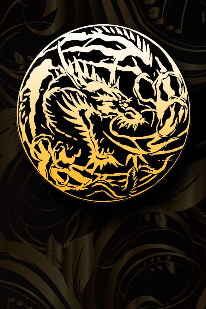 Golden Dragon tattoo studio   Belgrade at night