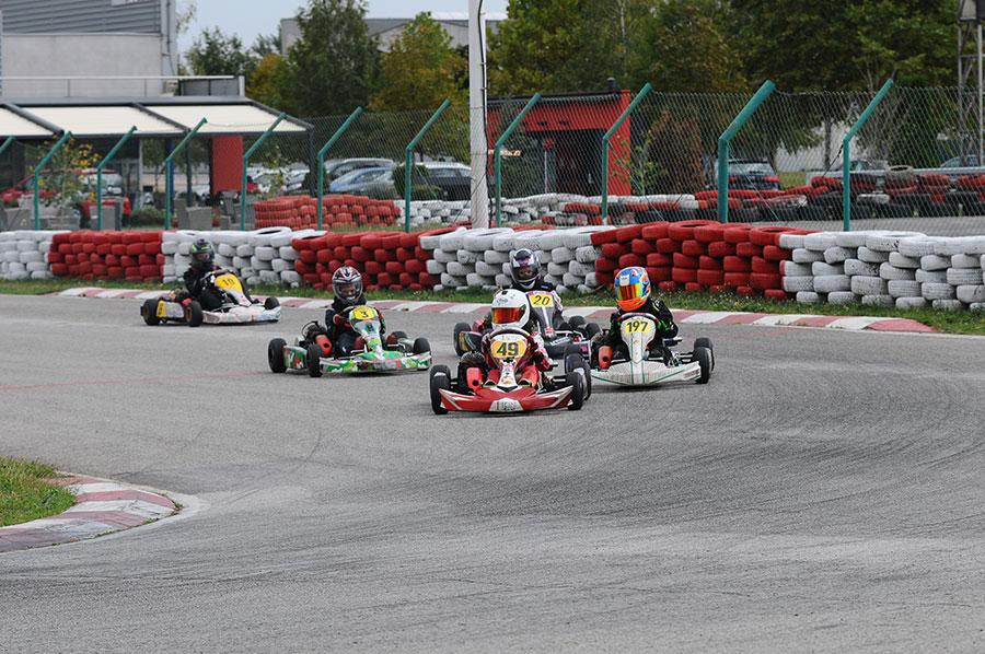 Karting in Belgrade