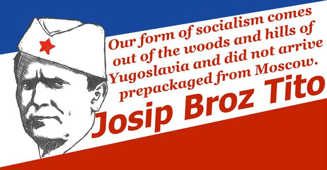 Yugoslav President Tito