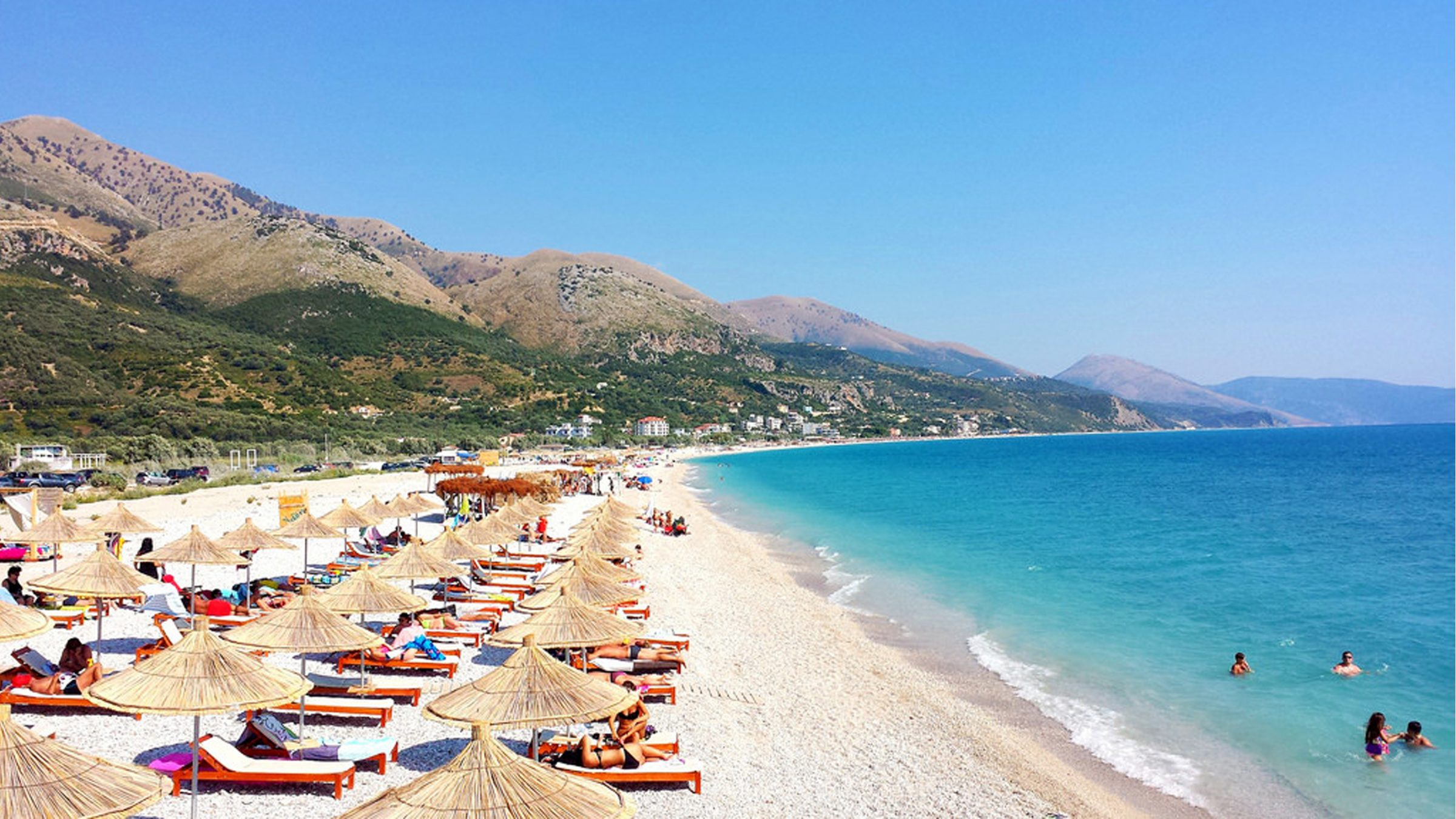 Serbs have chosen Albania