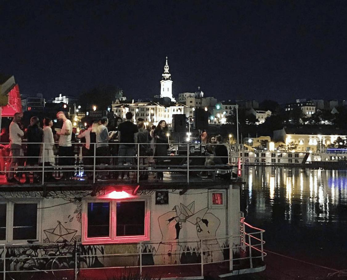10 must to do in Belgrade | Belgrade at night