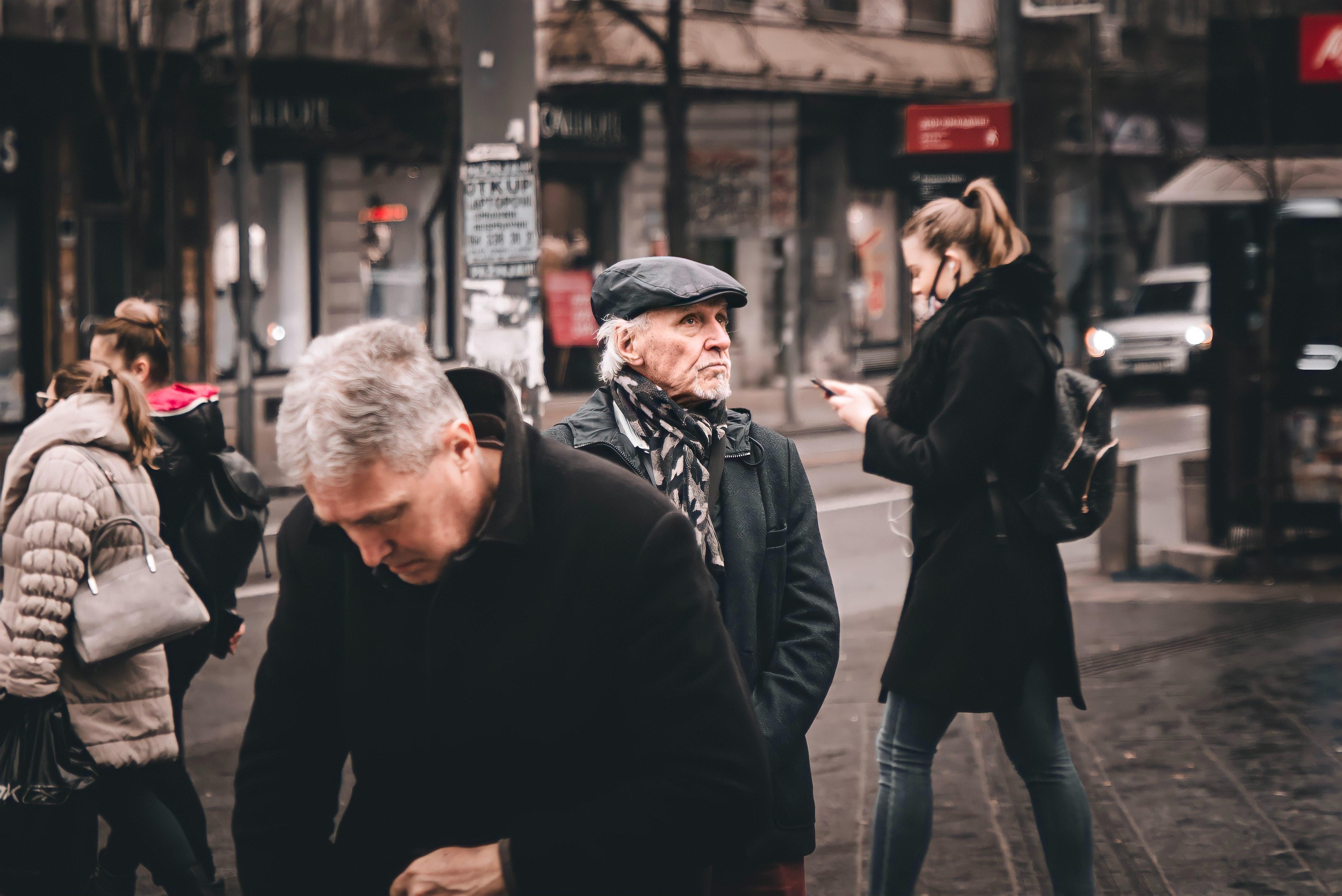 People of Belgrade