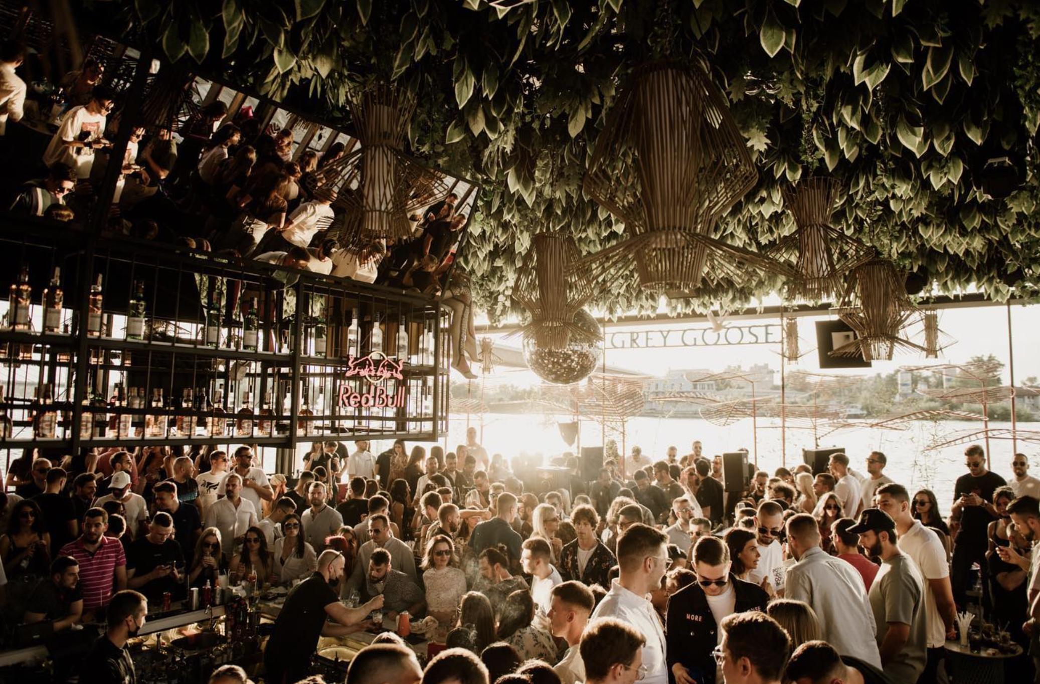Belgrade People in a Club!