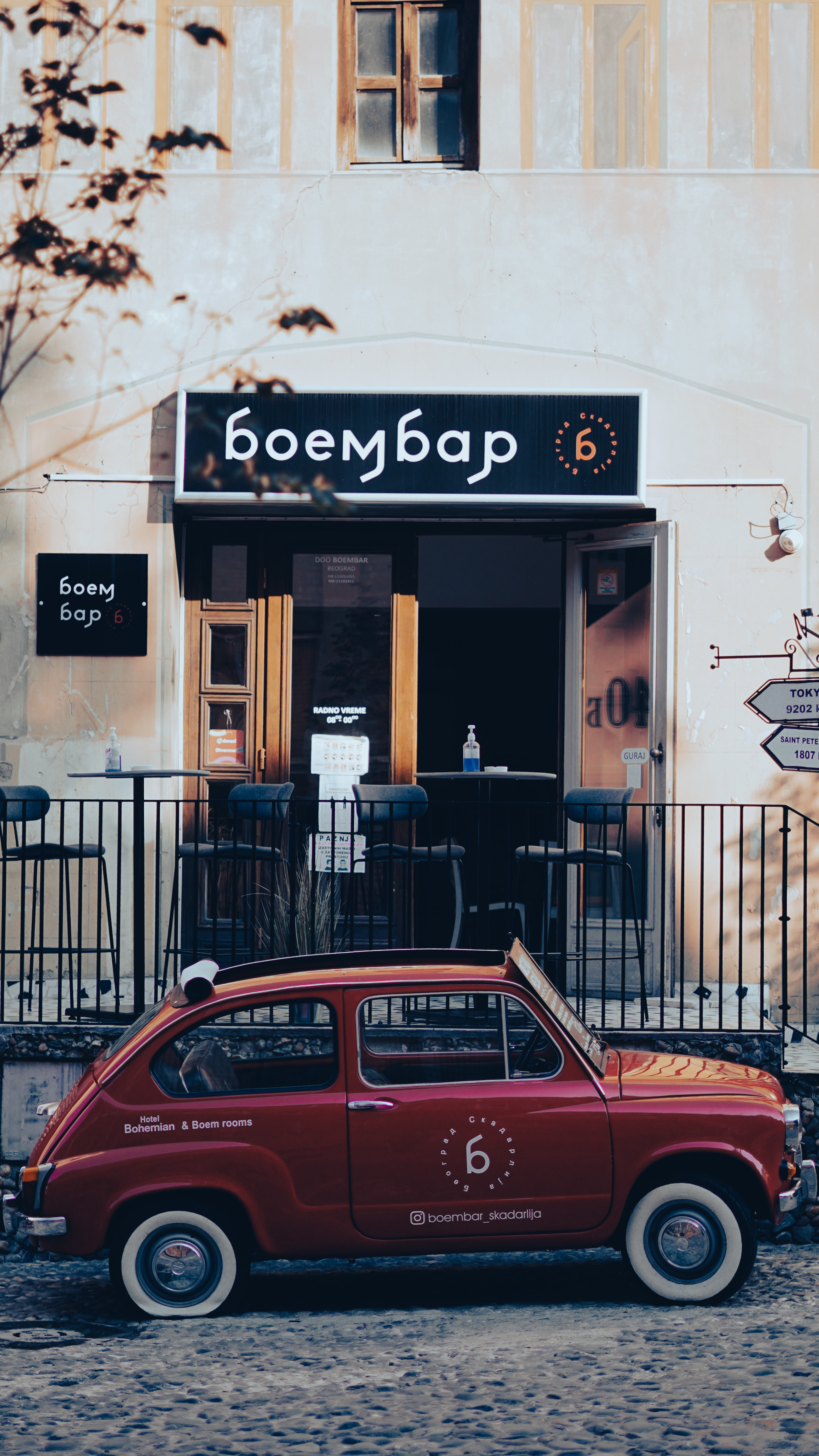 Is a Belgrade cool place to live? | Belgrade at night